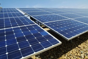 Solar Panel Encapsulation | Resin Dispensing Solutions