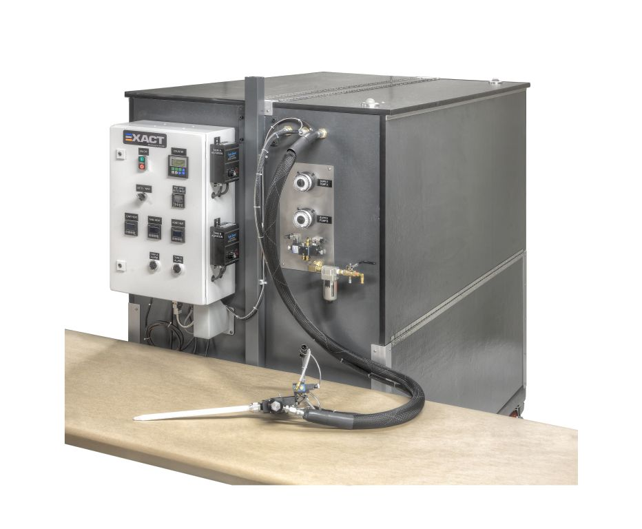 Heated Dispensing Systems | EXACT Dispensing Solutions