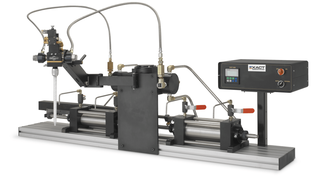 9450 Double Acting Dispensing System | Piston Dispensing