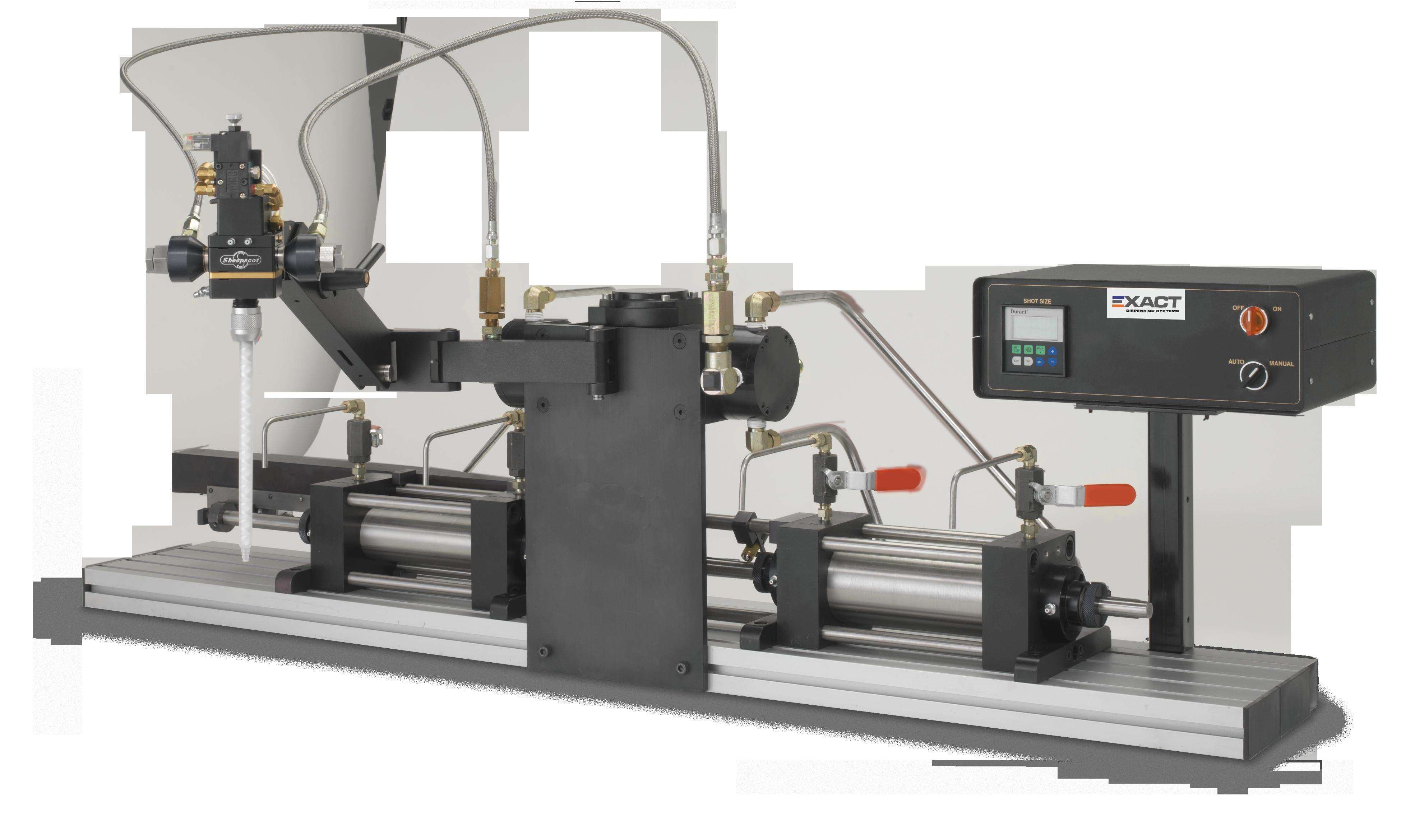 Model 9450 Double Acting Dispensing System | Piston Meter Dispensing