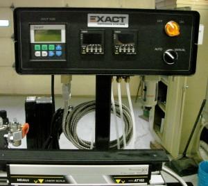 The EXACT Control (EC) Console | Meter Mix Equipment Controller