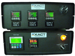The EXACT Control (EC) Console | Controllers for Dispense Systems