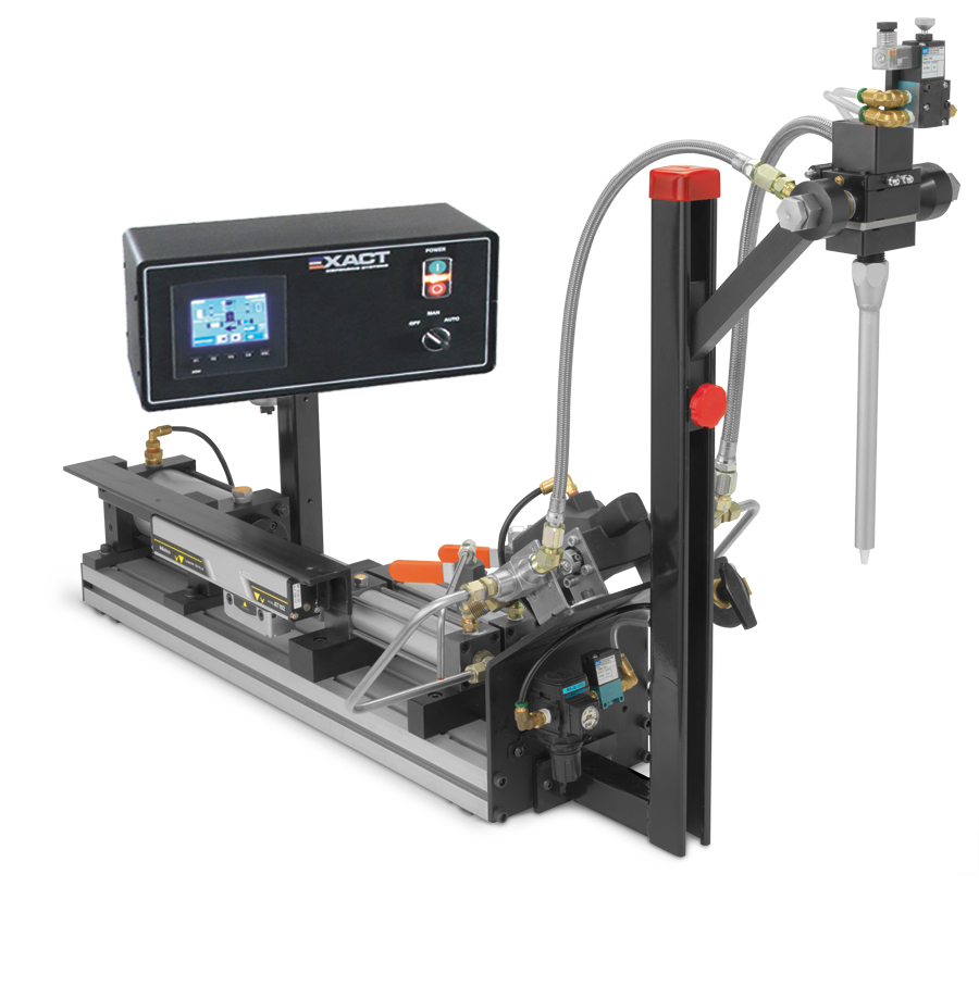 Model 860-5 Single Acting Dispensing System | Piston Meter Dispensing