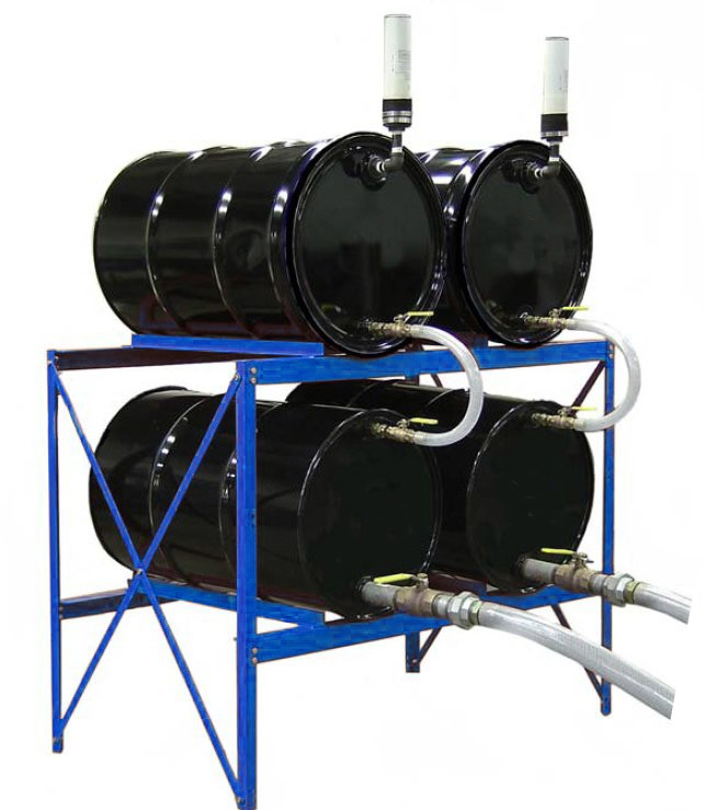 Cascade Drums | Feed Systems