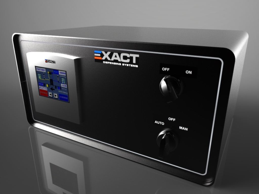 New Exact Control Console Exact Dispensing Systems