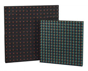 Encapsulating LED Modules for Outdoor Displays