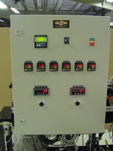 EXACT Control (EC) Console for Meter Mix Equipment