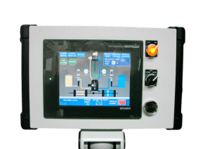 The EXACT Control (EC) Console for Meter Mix Solutions