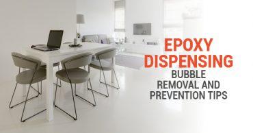 epoxy dispenser pump